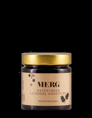 Heidelbeer Lavendel Konfitüre